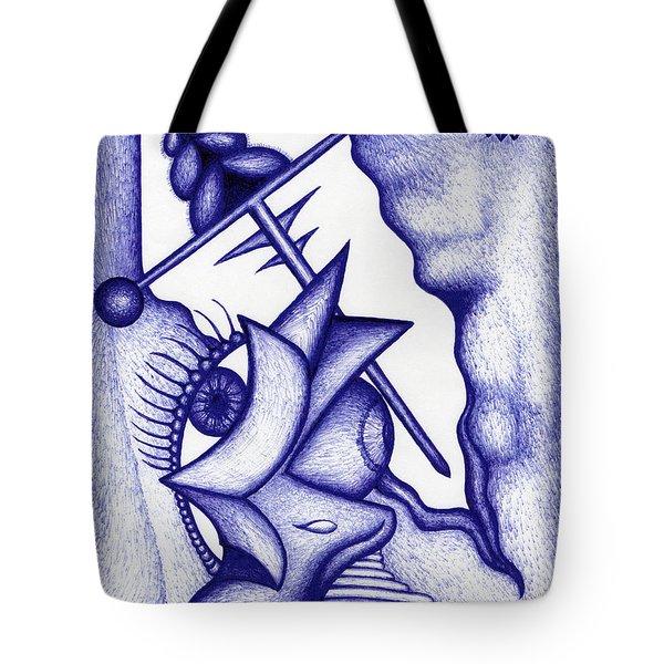 Ripple Tote Bag