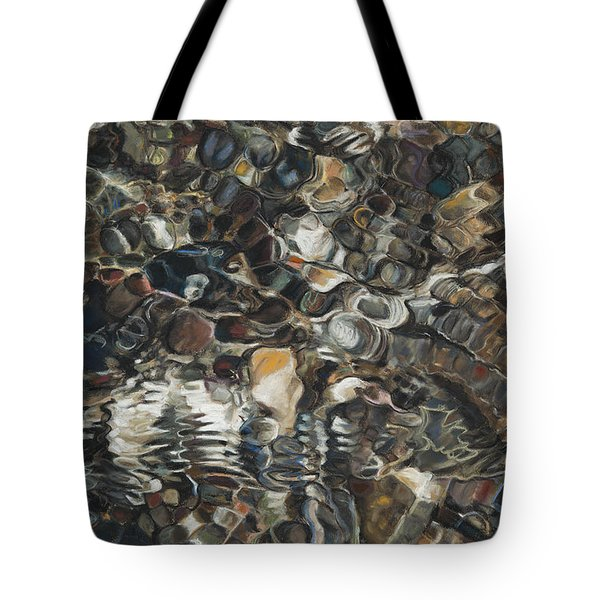 Ripples Tote Bag by Nick Payne