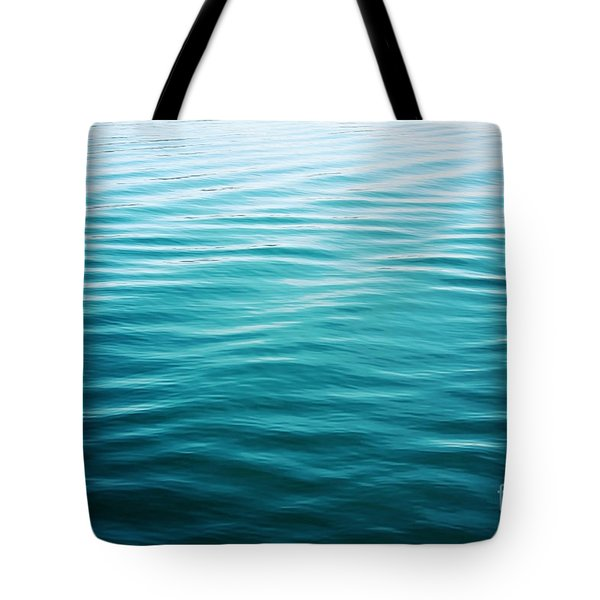 Tote Bag featuring the photograph Ripples by Sylvia Cook