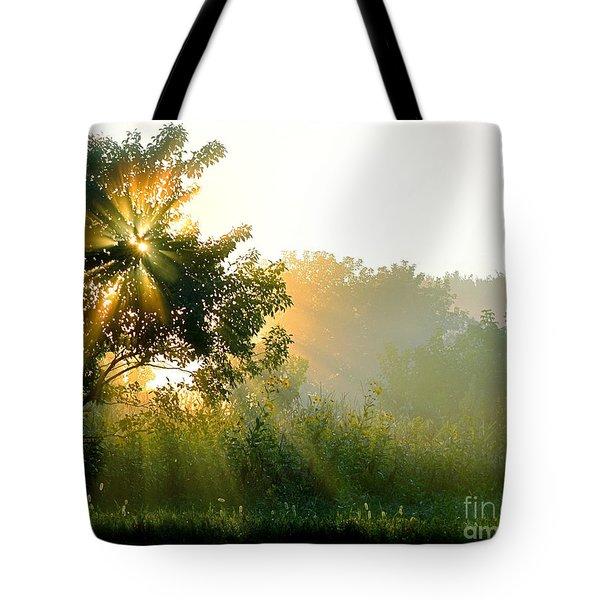 Rise And Shine Tote Bag