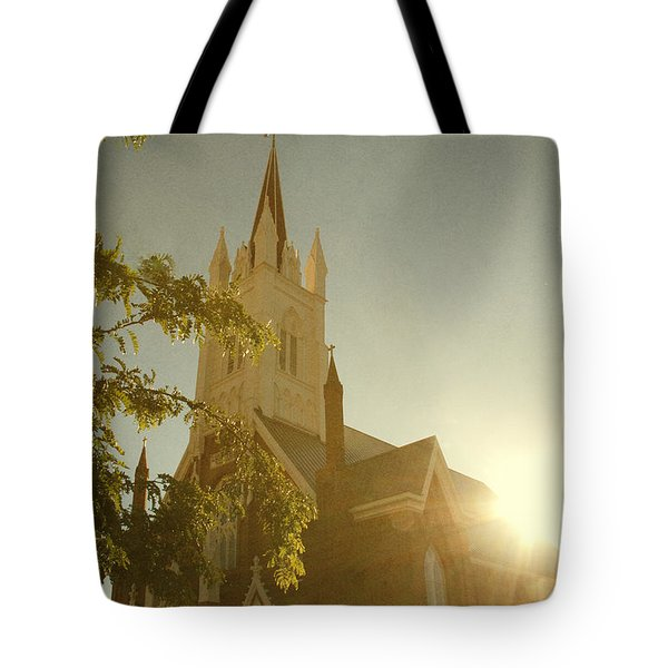 Rise Tote Bag by Margie Hurwich