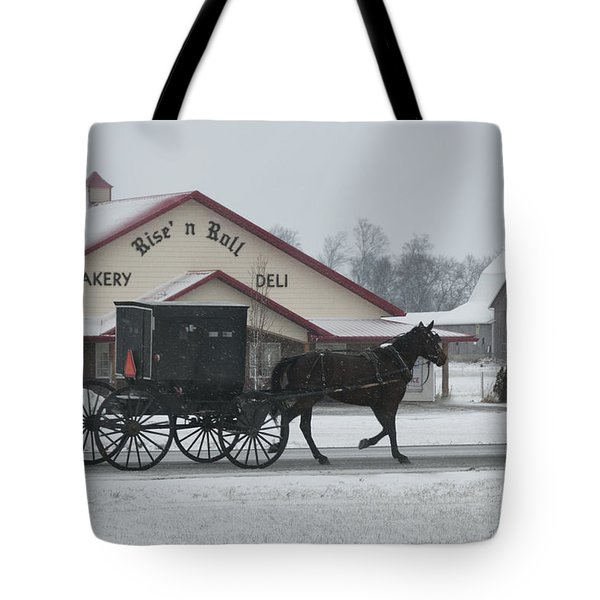 Rise N Roll Buggy Tote Bag