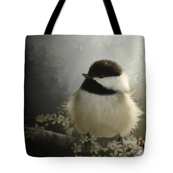 Rise N Shine Tote Bag by Beve Brown-Clark Photography