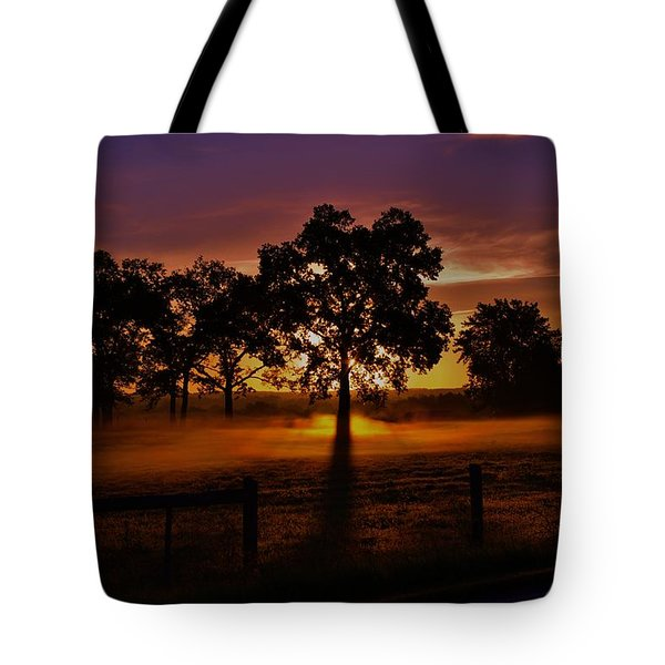Rise Tote Bag by Robert Geary