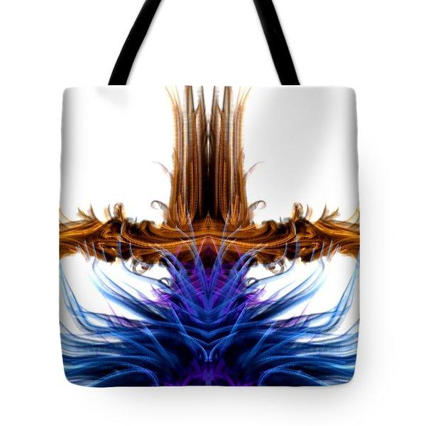 Rising Above Tote Bag by Kruti Shah