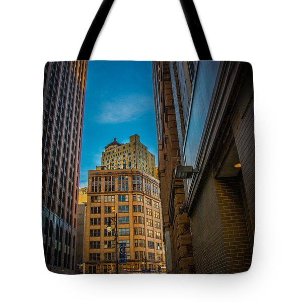 Rising Above Tote Bag