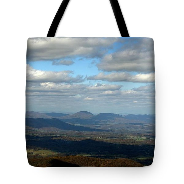 Rising From The Shadows Tote Bag by Cathy Shiflett