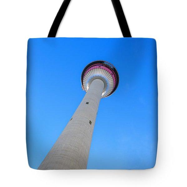 Rising High Tote Bag