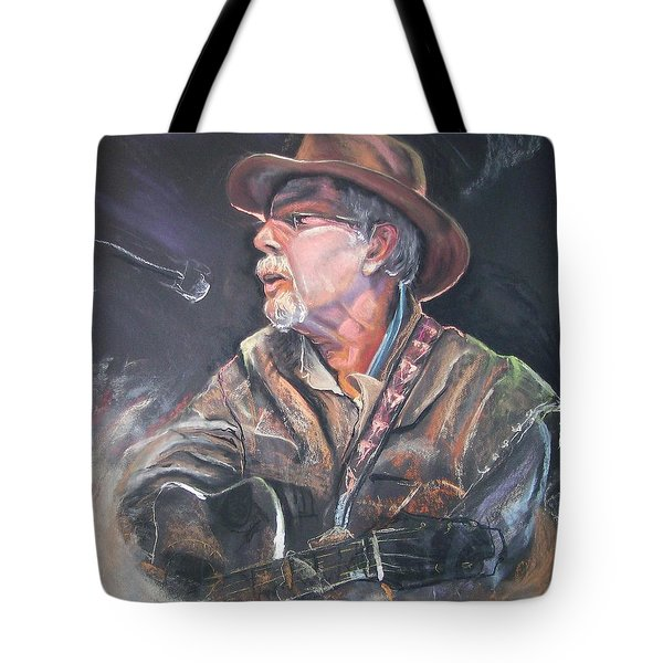 Rising Out Of The Sands Of Time Tote Bag by Peter Suhocke