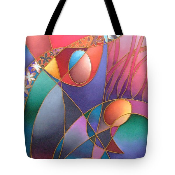 Rising Up Again Tote Bag