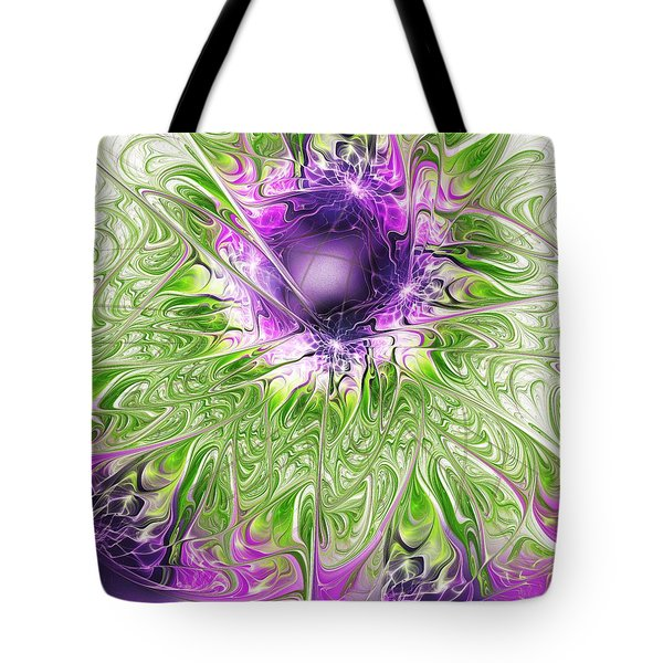 Ritual Tote Bag by Anastasiya Malakhova