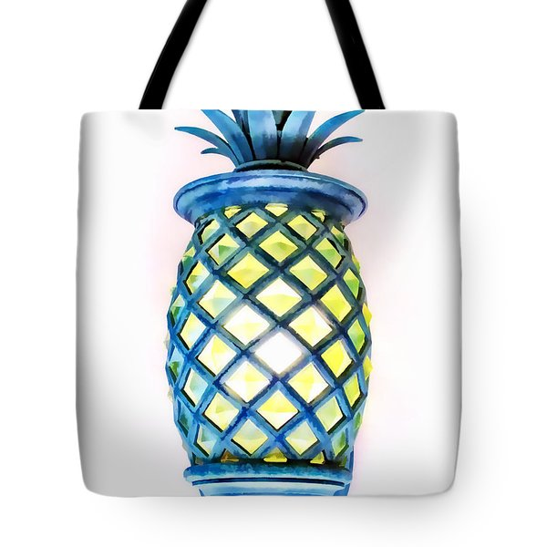 Ritz Carlton 12 Tote Bag by Dawn Eshelman
