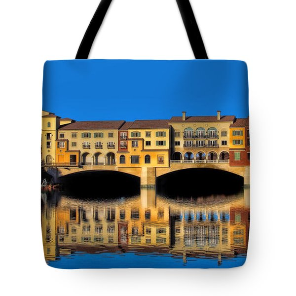 Ritzy Tote Bag