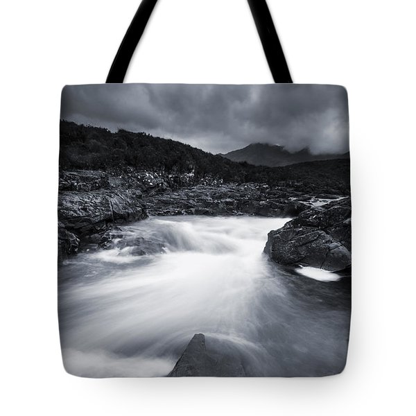 River At Sligachan Tote Bag