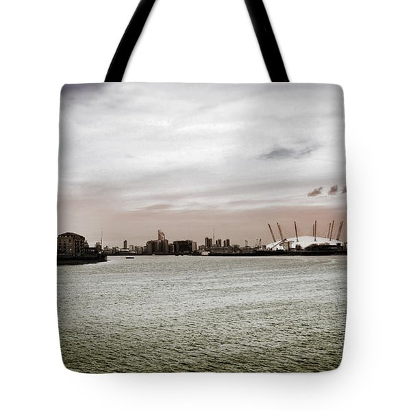 River Bend Tote Bag by Mark Rogan