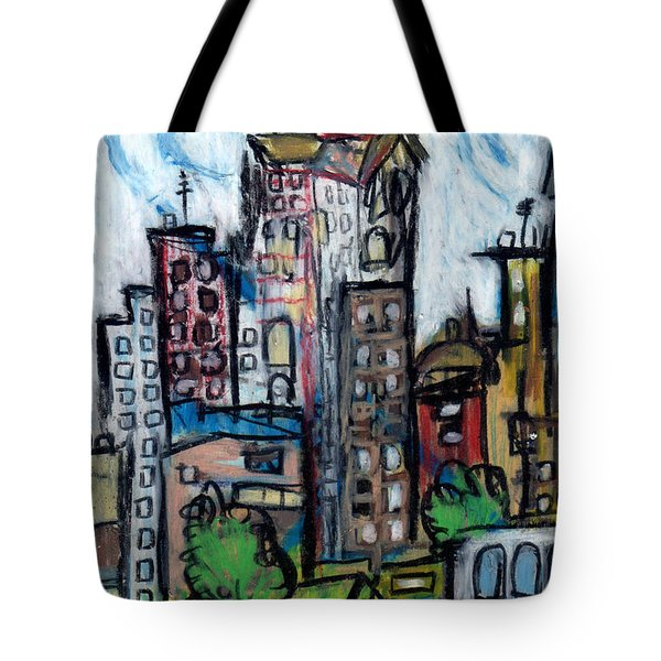River City II Tote Bag