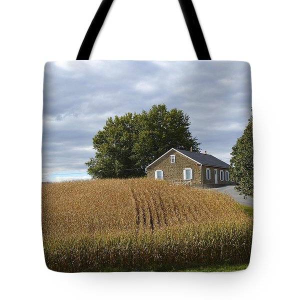 River Corner Mennonite Church Tote Bag