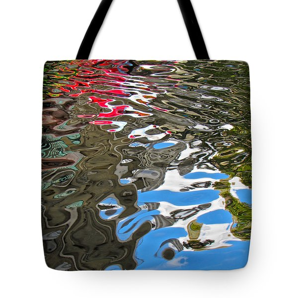 River Ducks Tote Bag