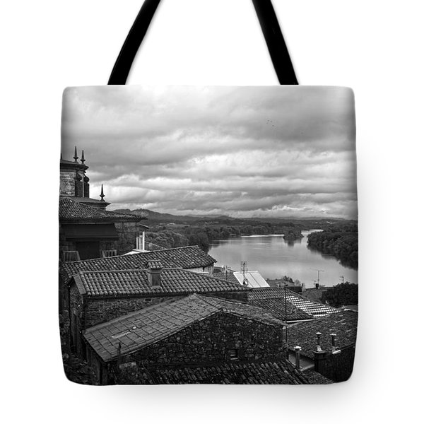 River Mino And Portugal From Tui Bw Tote Bag