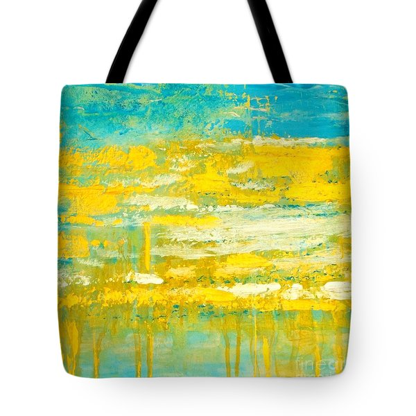 River Of Praise Tote Bag