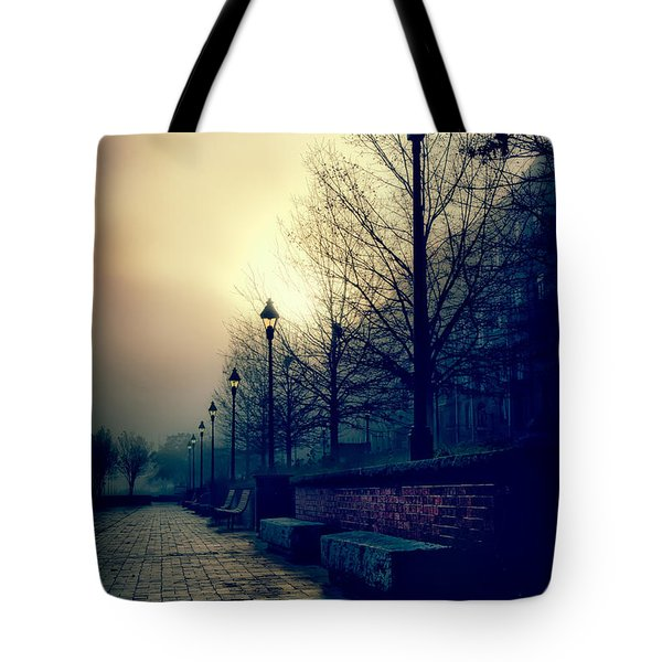 River Street Solitude Tote Bag by Renee Sullivan