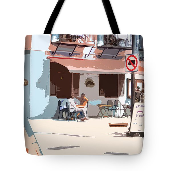 Tote Bag featuring the photograph Riverboat Landing by Phil Mancuso