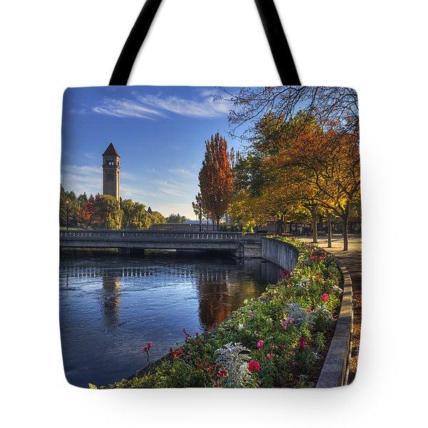Riverfront Park - Spokane Tote Bag