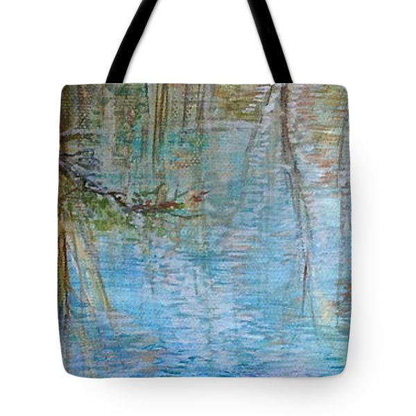 River's Stories  Tote Bag