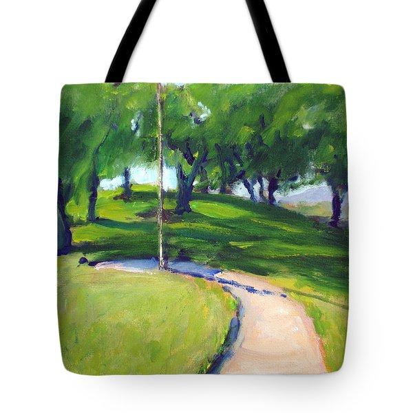 Riverside National Cemetery Pow Mia Flag Tote Bag