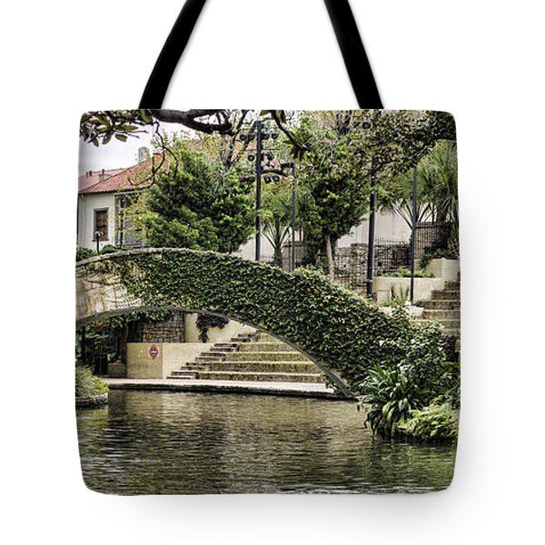 Riverwalk Charm Tote Bag