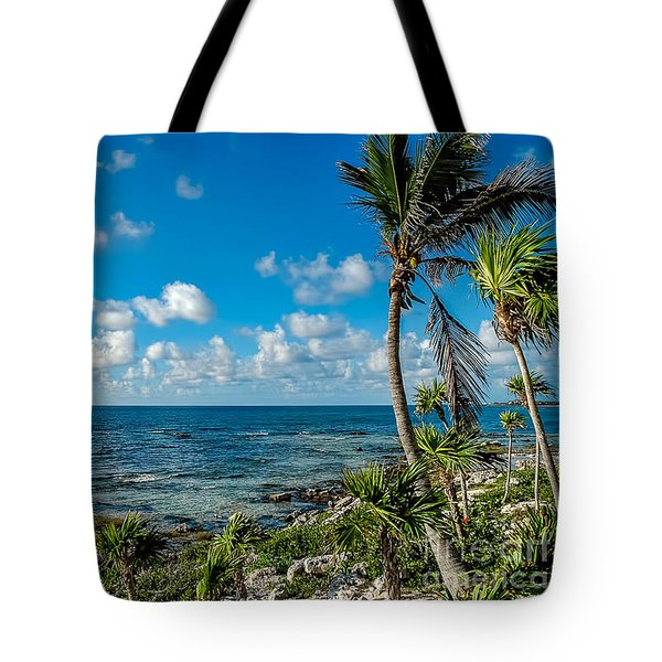 Cave Diving Country Tote Bag
