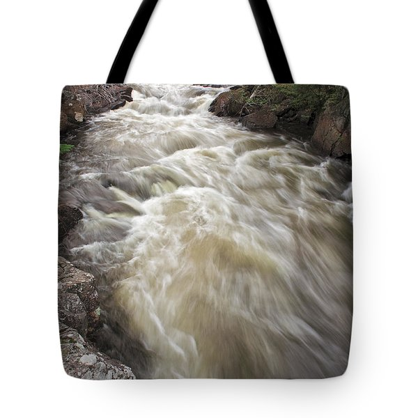 Riviere Du Diable Tote Bag