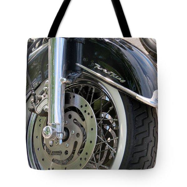 Road King Tote Bag by Kay Novy