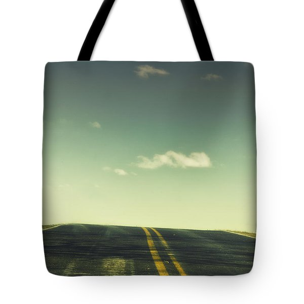 Road Tote Bag by Margie Hurwich