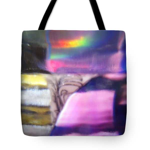 Tote Bag featuring the photograph Road To Another Dimension by Martin Howard