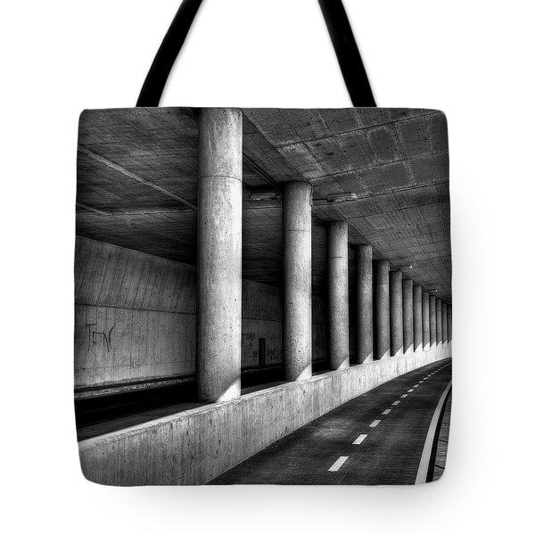 Road To Tote Bag