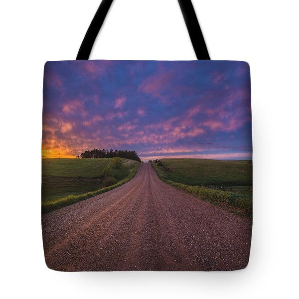 Road To Nowhere El Tote Bag
