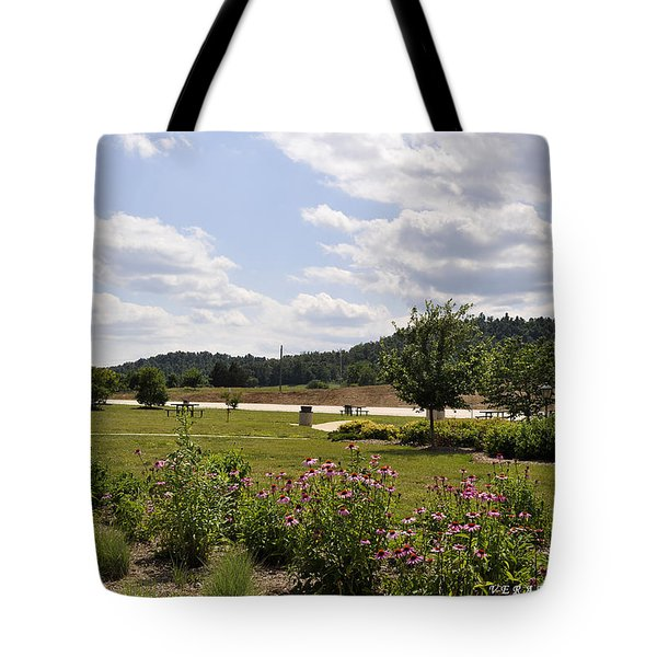 Tote Bag featuring the photograph Road Trip 2012 #2 by Verana Stark