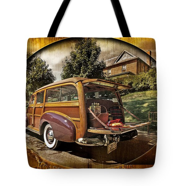 Roadside Picnic Tote Bag