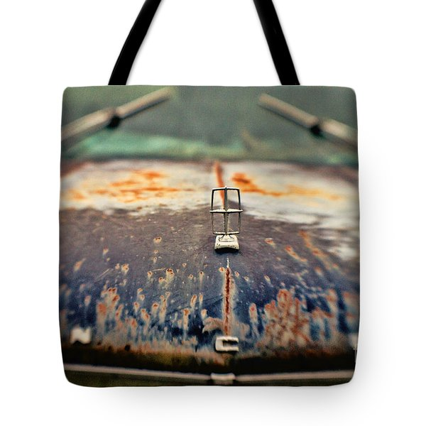 Roadside Relic Tote Bag by Scott Pellegrin