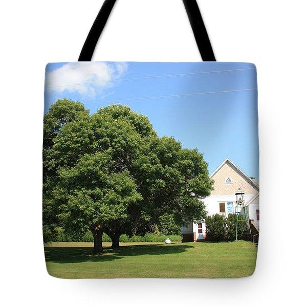 Roanoke Union Church Tote Bag