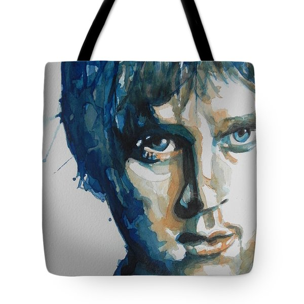 Rob Thomas  Matchbox Twenty Tote Bag by Chrisann Ellis