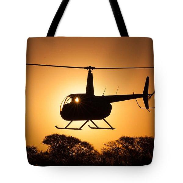 Robbie Sun Tote Bag