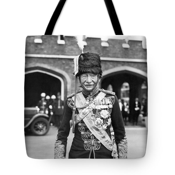Robert Baden-powell Tote Bag by Underwood Archives