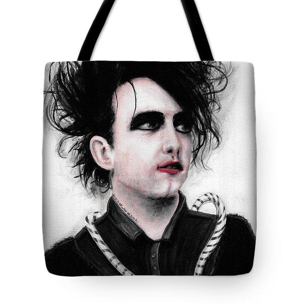 Robert Smith Vi Tote Bag