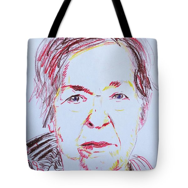Roberta's Portrait Tote Bag