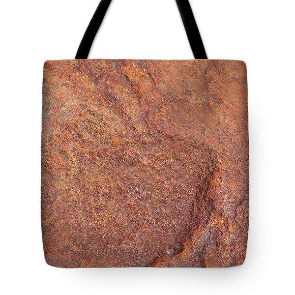 Rock Abstract #3 Tote Bag