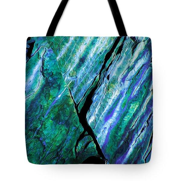Rock Art 15 Tote Bag