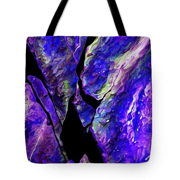 Rock Art 19 Tote Bag