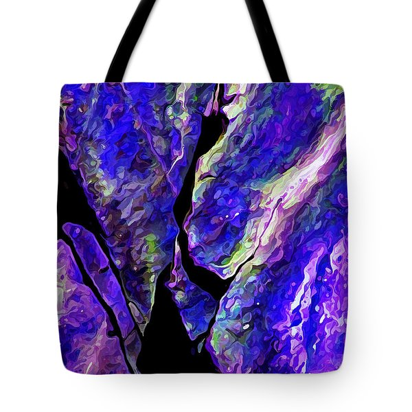 Rock Art 19 Tote Bag by ABeautifulSky Photography